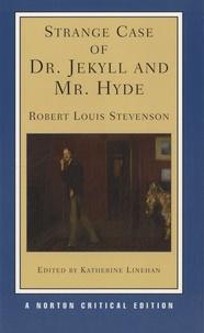 Robert Louis Stevenson - Strange Case of Dr Jekyll and Mr Hyde.