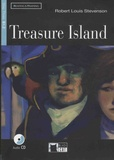 Robert Louis Stevenson - Treasure Island. 1 CD audio