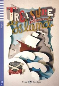 Robert Louis Stevenson - Treasure Island. 1 CD audio