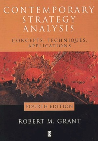 Histoiresdenlire.be Contemporary strategy analysis. Concepts, techniques, applications, 4th edition Image