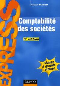 Robert Maéso - Comptabilité des sociétés.