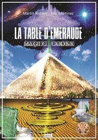 Robert Martin - La table d'Emeraude.