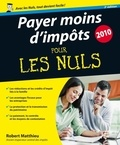 Robert Matthieu - Payez moins d'impôt.