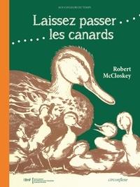 Robert McCloskey - Laissez passer les canards.
