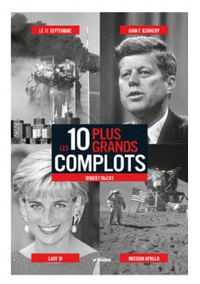 Robert McCoy - Les 10 plus grands complots.