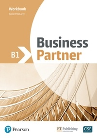 Robert McLarty et Jonathan Marks - Business Partner B1 - Workbook.