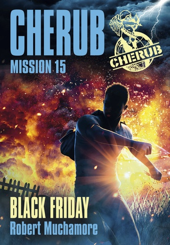 Cherub Tome 15 Black friday