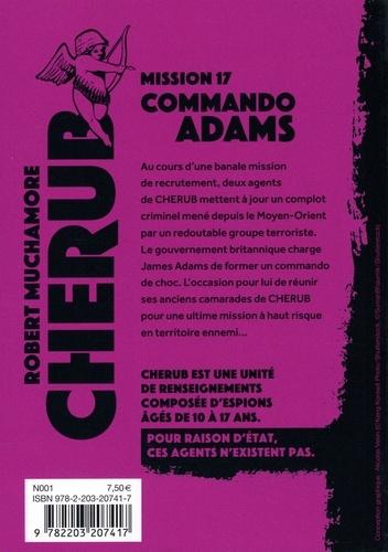 Cherub Tome 17 Commando Adams
