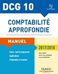 Robert Obert et Marie-Pierre Mairesse - Comptabilité approfondie DCG 10 - Manuel.