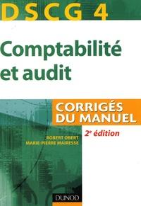Comptabilité et audit DSCG 4 - Corrigés du manuel.pdf