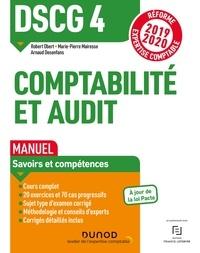 Robert Obert et Marie-Pierre Mairesse - Comptabilité et audit DSCG 4 - Manuel.