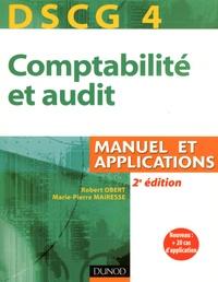 Robert Obert et Marie-Pierre Mairesse - Comptabilité et audit.