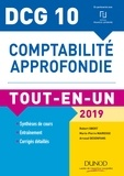 Robert Obert et Marie-Pierre Mairesse - DCG 10 - Comptabilité approfondie - 2019 - Tout-en-Un.