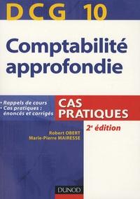 Goodtastepolice.fr DCG 10 Comptabilité approfondie - Cas pratiques Image