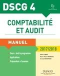 Robert Obert et Marie-Pierre Mairesse - DSCG 4 - Comptabilité et audit - 2017/2018 - 8e éd. - Manuel.