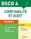 Robert Obert et Marie-Pierre Mairesse - DSCG 4 - Comptabilité et audit 2019 - Manuel.
