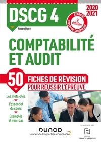 Robert Obert - DSCG 4 Comptabilité et audit - Fiches de révision - 2020-2021 - Réforme Expertise comptable.