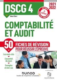 Robert Obert - DSCG 4 Comptabilité et audit - Fiches de révision 2021/2022 - Réforme Expertise comptable.