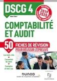 Robert Obert - DSCG 4 Comptabilité et audit - Fiches de révision - Réforme Expertise comptable 2019-2020.