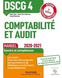 Robert Obert et Marie-Pierre Mairesse - DSCG 4 Comptabilité et audit - Manuel - 2020-2021 - Réforme Expertise comptable.