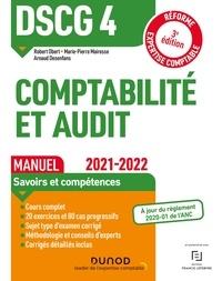Robert Obert et Marie-Pierre Mairesse - DSCG 4 Comptabilité et audit - Manuel 2021/2022 - Réforme Expertise comptable.