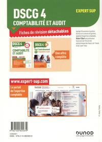 Robert Obert - DSCG 4 Comptabilité et audit - Fiches de révision.