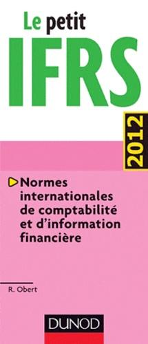 Robert Obert - Le petit IFRS.