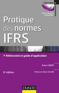 Robert Obert - Pratique des normes IFRS - 6e éd..