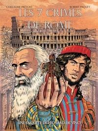 Robert Paquet et Guillaume Prévost - Les sept crimes de Rome.