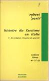 Robert Paris - Histoire du fascisme en Italie (1) - Des origines à la prise du pouvoir.
