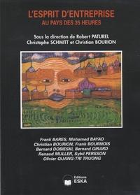 Robert Paturel - L'esprit d'entreprise au pays des 35 heures.