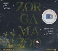 Robert Paul Weston - Zorgamazoo. 3 CD audio
