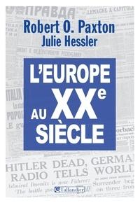 Robert Paxton - L'Europe au XXe siècle.