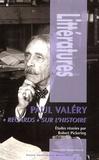 """Robert Pickering - Paul Valéry - """"Regards"""" sur l'histoire."""