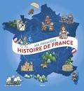 Robert Pince et Didier Balicevic - Ma première Histoire de France.