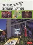 Robert Poitrenaud - Pouvoir et décentralisation.