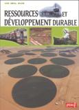 Robert Poitrenaud - Ressources et développement durable.