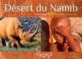 Robert Putinier et Philippe Frey - Désert du Namib.
