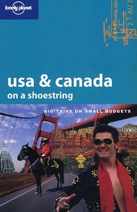 Robert Reid - USA and Canada on a shoestring.