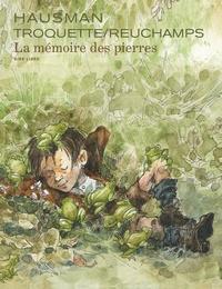 Robert Reuchamps et Nathalie Troquette - La mémoire des pierres.