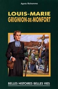 Robert Rigot et Agnès Richomme - Louis-Marie Grignion de Monfort [i.e. Montfort].