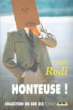 Robert Rodi - Honteuse !.