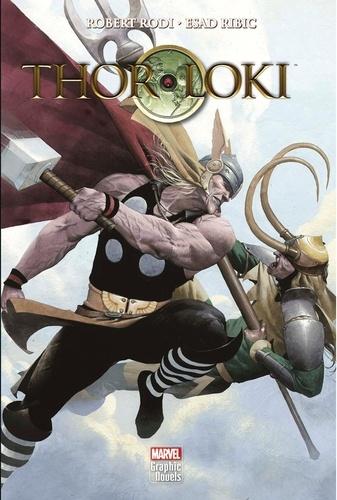 Robert Rodi et Esad Ribic - Thor Loki.