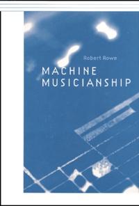 Deedr.fr Machine Musicianship. Avec CD-ROM Image