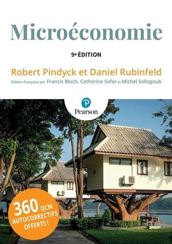Robert S. Pindyck et Daniel L. Rubinfeld - Microéconomie.