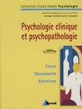 Robert Samacher - Psychologie clinique et psychopathologique - Premier et second cycles universitaires.
