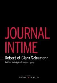 Robert Schumann et Clara Schumann - Journal intime.