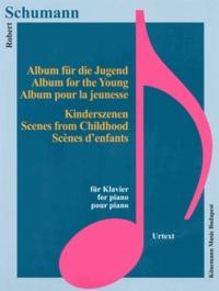 Schumann - Album pour la jeunesse - Scènes denfants - Piano - Partition.pdf