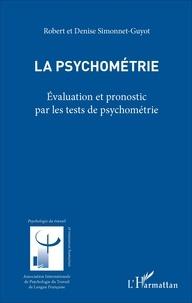 La psychométrie - Evaluation et pronostic par les tests de psychométrie.pdf