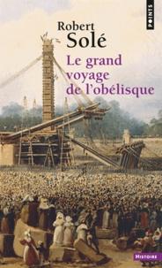 Deedr.fr Le Grand Voyage de l'obélisque Image